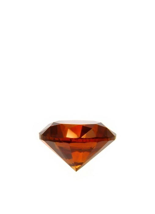Diamond Point Natuurlijke Oranje diamant, 1,42ct