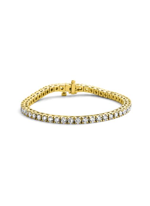 Diamond Point Tennis bracelet, 4.00 ct. tw.