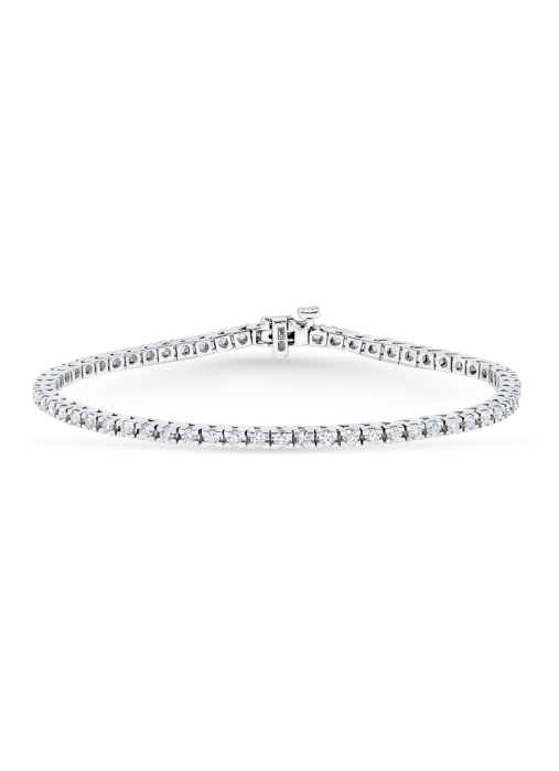 Diamond Point Tennis bracelet, 2.00 ct. tw.