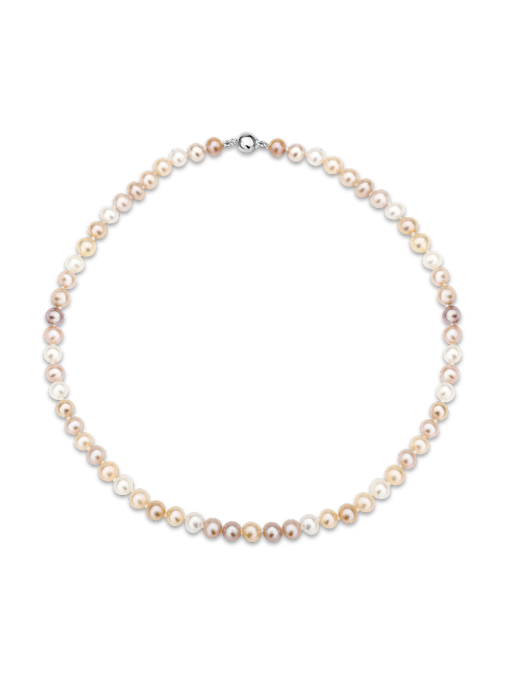 Diamond Point Parel necklace