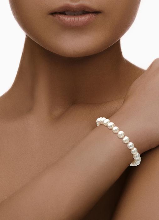 Diamond Point Perlen Armband