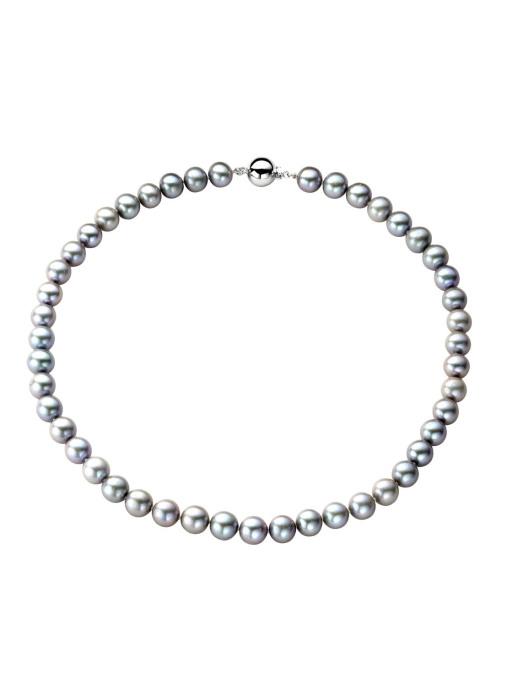 Diamond Point Perlen Halskette