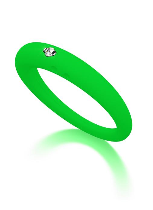 Diamond Point Ring, 0.02 ct diamant, Colors