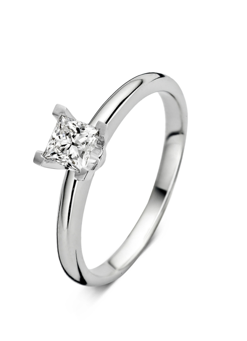 Diamond Point Groeibriljant princess ring