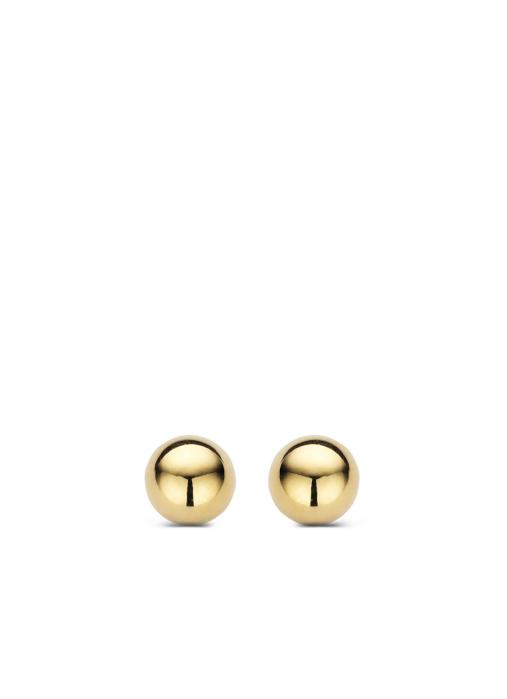 Diamond Point Timeless Treasures Ohrringe in 14K Gelbgold