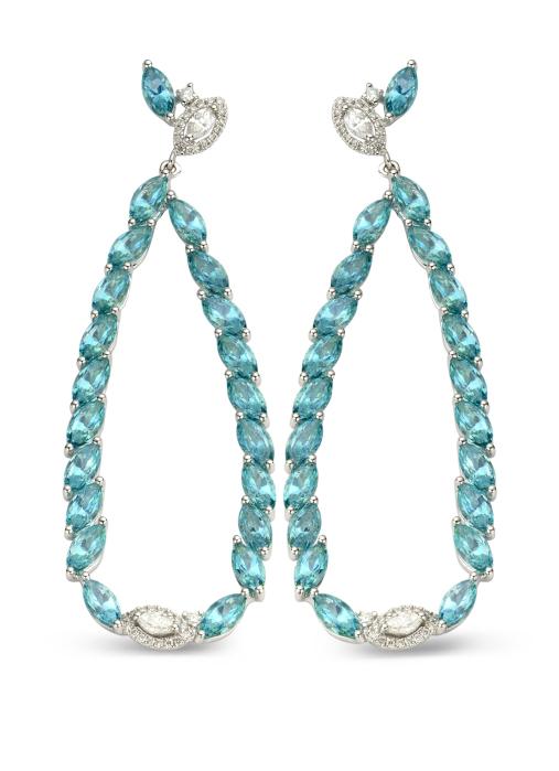 Diamond Point Colors Ohrringe