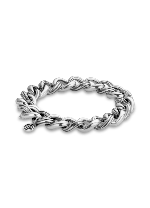 Diamond Point Nine2Five Armband in Silber