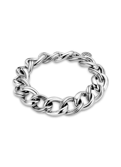 Diamond Point Nine2five bracelet in sterling silver