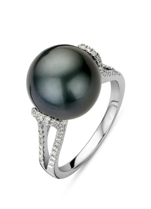Diamond Point Parel ring