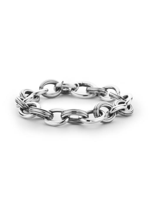 Diamond Point Sterling zilver armband (S)