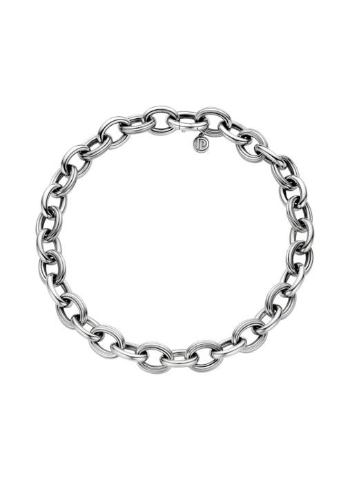 Diamond Point Nine2Five Halskette in Silber