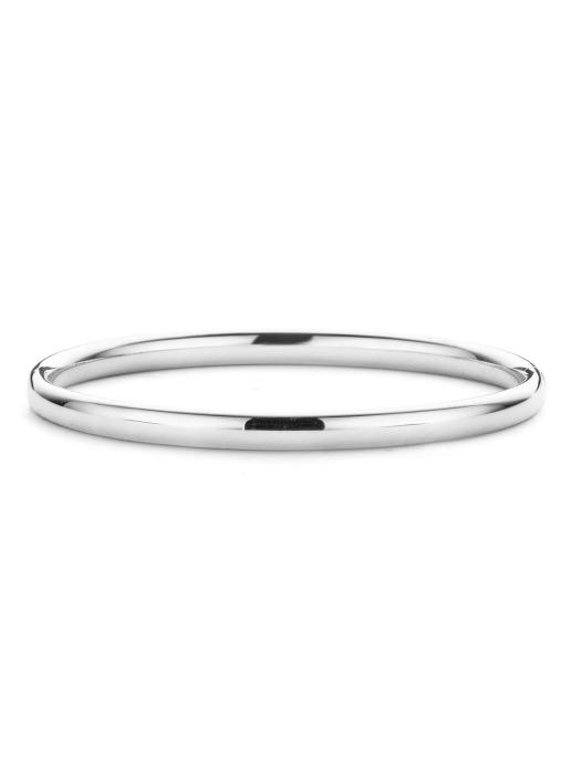 Diamond Point Timeless treasures bracelet in 14 karat white gold (silver filled)