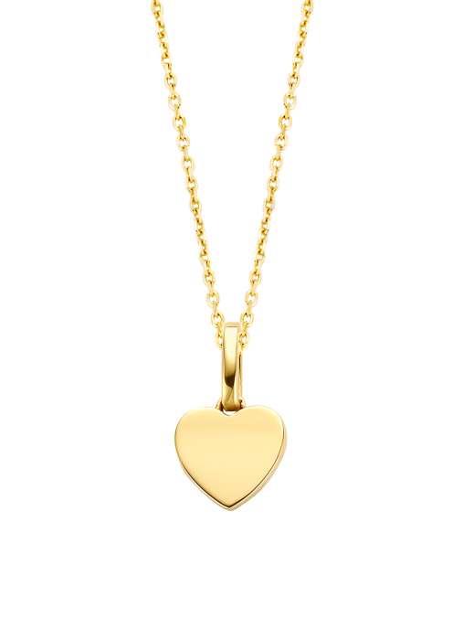 Diamond Point Dreamer pendant in 14 karat yellow gold
