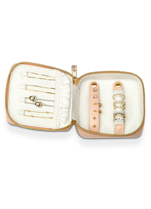 Diamond Point Travel Case
