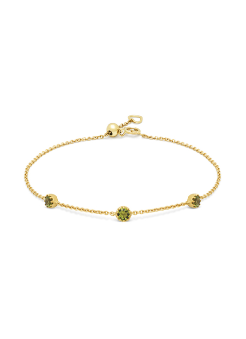 Diamond Point Joy Armband in 14K Gelbgold