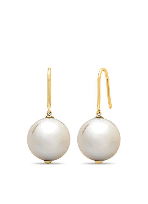 Diamond Point Parel earrings