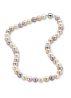 Diamond Point Pearl Halskette