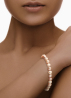 Diamond Point Parelarmband Pearls