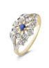 Diamond Point Since 1904 Ring in 14K Gelbgold