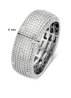 Diamond Point Witgouden ring, 0.15 ct diamant, Timeless Treasures