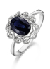 Diamond Point Vintage ring
