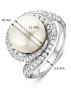 Diamond Point Witgouden ring 1.06 ct diamant Beauties of the Sea
