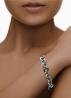 Diamond Point Nine2Five zilveren armband (S)