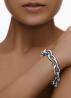Diamond Point Nine2Five zilveren armband (M)