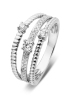 Diamond Point Witgouden ring 0.27 ct diamant Alliance