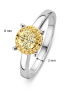 Diamond Point Enchanted Ring in 14K Weißgold