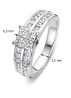 Diamond Point Witgouden ring 1.44 ct diamant Fourever
