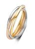 Diamond Point Gouden ring Circle of Life