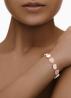 Diamond Point Roségouden armband 0.27 ct diamant Melody