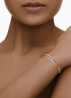 Diamond Point Gouden armband, 0.19 ct diamant, La Dolce Vita