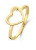 Diamond Point Dreamer ring in 14 karat yellow gold